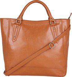 Berrypeckers Messenger Bag(Tan)