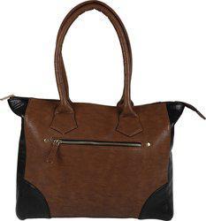 Berrypeckers Shoulder Bag(Brown, Black)