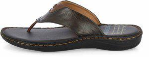 Alberto Torresi Men BROWN+TAN Sandals