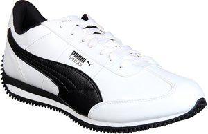 Puma Velocity IDP Walking Shoes For Men(White)