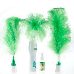 Cierie Hand Held Wet and Dry Duster Set(Pack of 3)