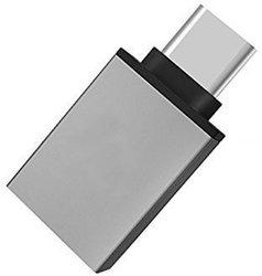 Baseus USB Type C OTG Adapter(Pack of 1)
