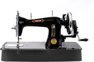 Usha Anand Without Cover Manual Sewing Machine( Built-in Stitches 1)
