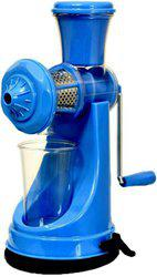 Cierie Plastic juice collector Plastic Hand Juicer(Blue Pack of 1)