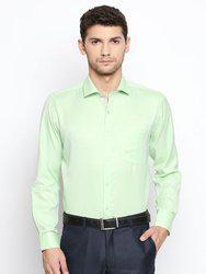 Solemio Poly Cotton Shirt For Mens