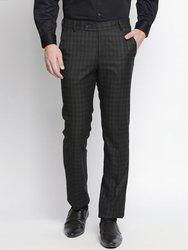 Solemio Poly Lycra Trouser For Mens