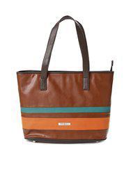 Mast & Harbour Brown Shoulder Bag