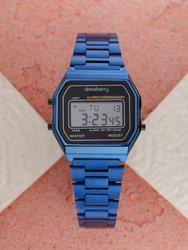 DressBerry Women Blue Digital Watch MFB-PN-SKM-1123