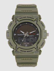Roadster Unisex Grey Analogue and Digital Watch MFB-PN-SKM-1050