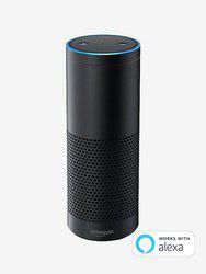 Amazon Echo Plus Portable Bluetooth Speaker (Black)