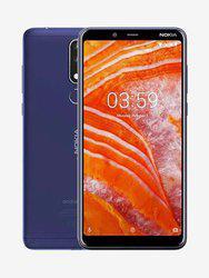 Nokia 3.1 Plus 32 GB (Baltic) 3 GB RAM, Dual SIM 4G