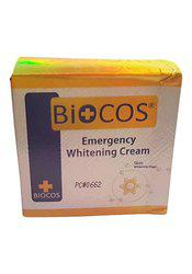Biocos Emergency whitening cream (28gm)