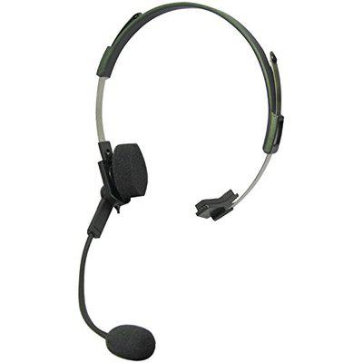 Motorola 53725 SLK Headset with Swivel Boom Mic (Black)