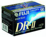 Fuji 5 Pack Recordable Audio Tapes (DRII904PLUS1)