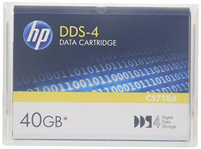HP DDS 4 Data Tape(HP C5718A-150m 20/40GB)