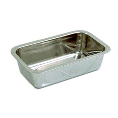 Norpro Stainless Steel Loaf Pan, 22cm