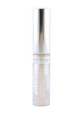 Maybelline Wet Shine Diamonds Liquid Lip Gloss, Clear Cut Diamond by Maybelline