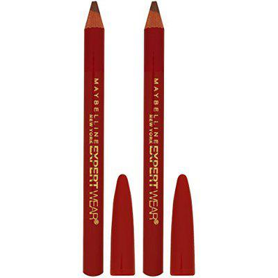 Maybelline New York Expert Wear Twin Brow and Eye Pencils, 107 Blonde, 1g