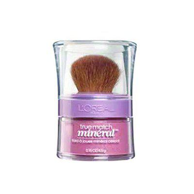 L'Oral Paris True Match Mineral Blush, Pinched Pink, 0.15 oz.