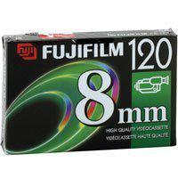 Fuji P6-120 8mm High Quality Videocassette 120 Minutes - Blank Video Tape (1 Tape)