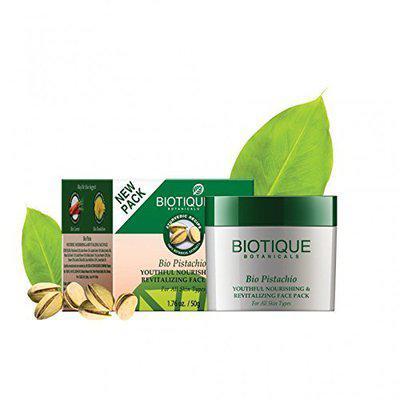 Bio Pistachio Face Pack 50 g by Biotique