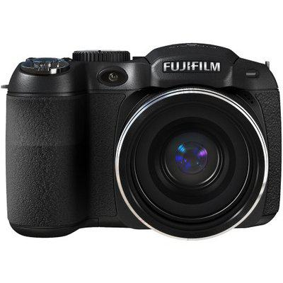 Fujifilm FinePix S2950 14 MP Digital Camera with Fujinon 18x Wide Angle Optical Zoom Lens and 3-Inch LCD