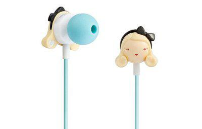 Monster Harajuku Lovers Super Kawaii in-Ear Headphones