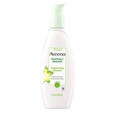 Aveeno Brightening Cleanser 6.7 FL OZ