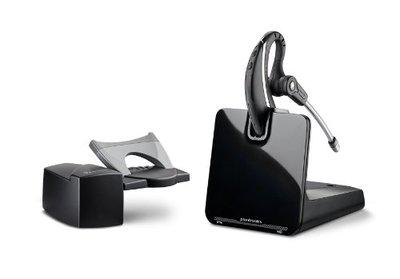 Plantronics CS530/HL10 Wireless Headset System with HL10 Handset Lifter - Black