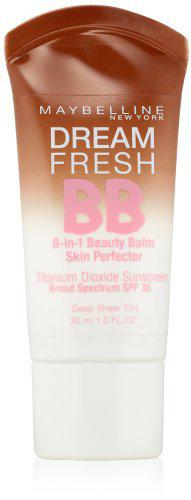 Maybeline New York Dream Fresh Bb Cream, Deep, 1 Fluid Ounce