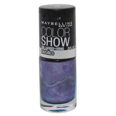 Maybelline Color Show Metallics Nail Lacquer - Amethyst Ablaze - 0.23 oz
