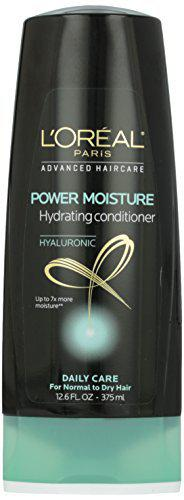 L'Oreal Power Moisture Hydrating Conditioner 12.6 FL OZ