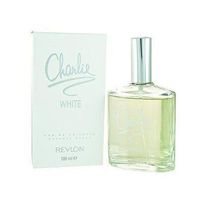 CHARLIE WHITE by Revlon 3.5 oz. EDT Spray Women's Perfume 100 ml