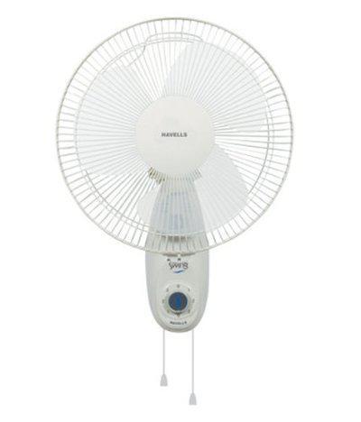 Havells Swing 300mm Wall Fan (White)