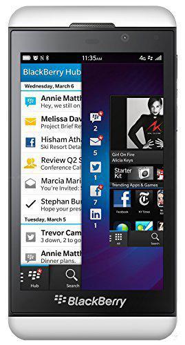 BlackBerry Z10 (White)