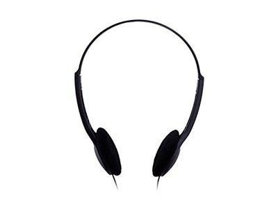 Enter EH-02A Wired Headphone with Mic(Black)