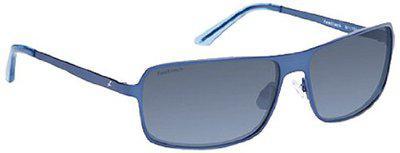 Fastrack Rectangular Sunglasses (Blue) (M117BK1)