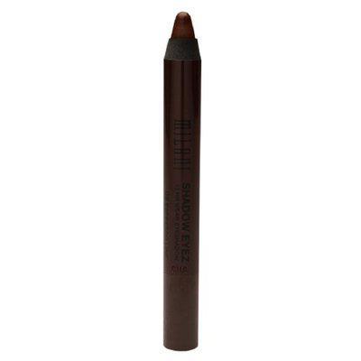 Milani Shadow Eyez Matte Eyeshadow Pencil, Espresso Line 08
