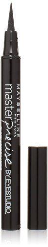 Maybelline New York Eye Studio Master Precise Liquid Eyeliner - #110 Black (Pack of 2)