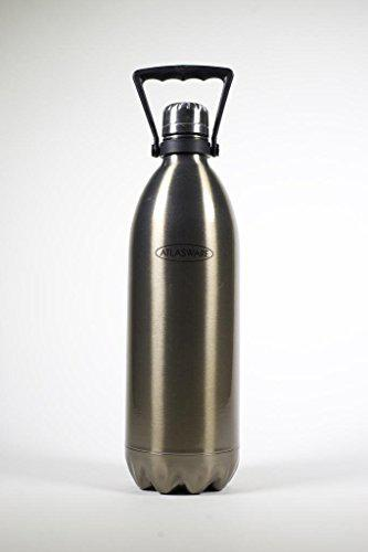 Atlasware Hot & Cold Vacuum Bottle- 1750 ml(Color May Vary)