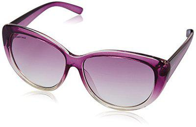 Fastrack Cateye Sunglasses (Purple) (P234PR2F)