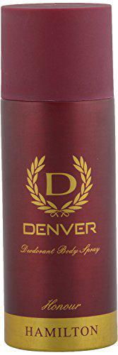 Denver Honour Deodorant For Men, 165 ml