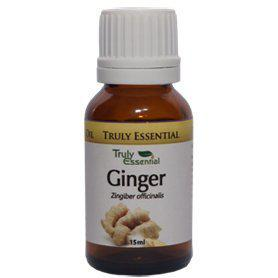 Truly Essential Ginger Oil, 15 ml