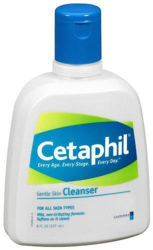 Cetaphil Gentle Skin Cleanser, 8 oz