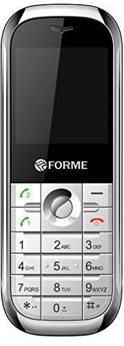 Forme T4 Dual Sim Cell Phone (Silver)