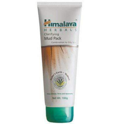 Himalaya Herbals Oil Clear Mud Face Pack - 100gm (pack of 2)