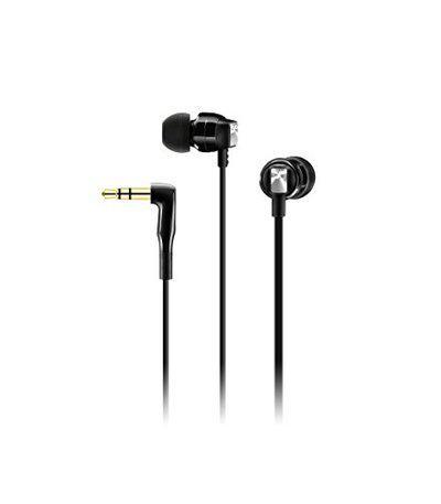 Sennheiser CX 3.00 in-Ear Canal Headphones (Black)