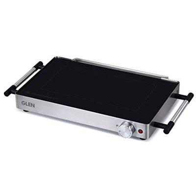 Glen Electric Barbecue Glass Grill 3035