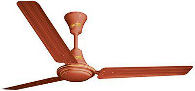 Khaitan ECR 1400mm 70-Watt Ceiling Fan (Brown)