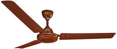 Khaitan Zolta 1200mm 68-Watt Ceiling Fan (Brown)